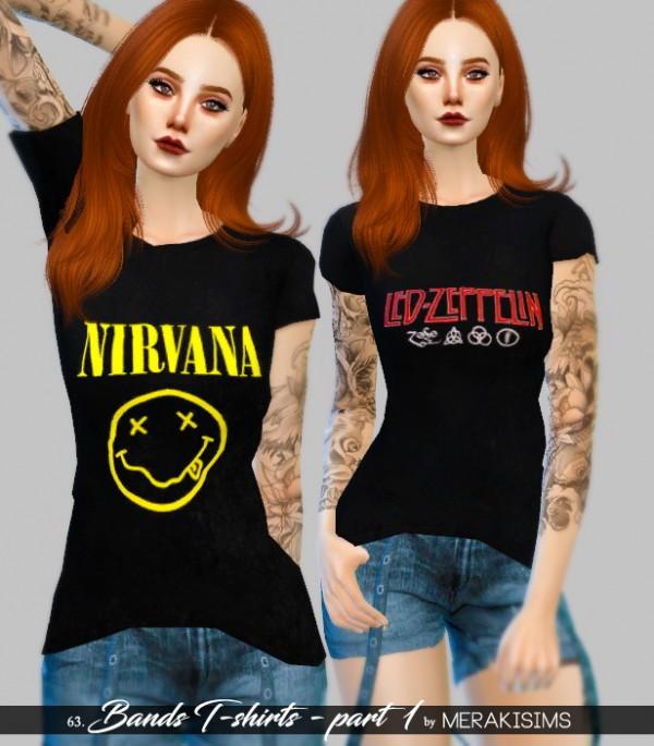 Merakisims: T shirt with print