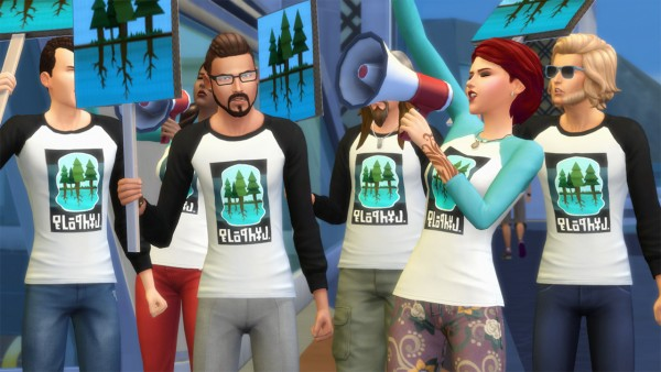 The Sims: Time to Experience Some City Living!