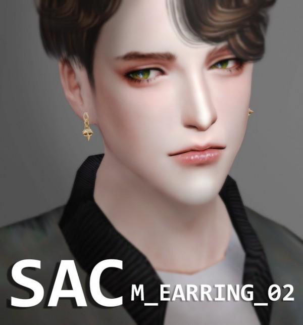 S SAC: SAC m earring 02