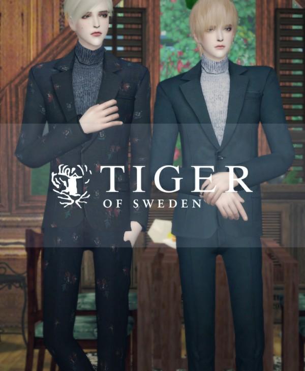 S SAC: Tiger of Sweden suit