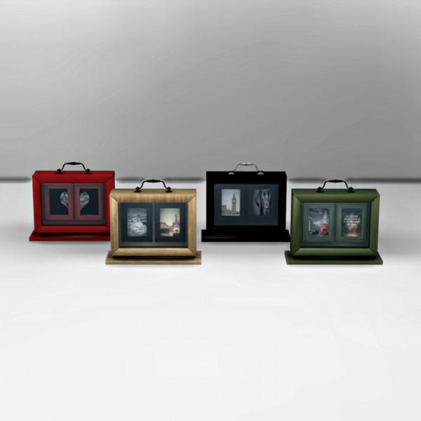 Leo 4 Sims: Designer Frames
