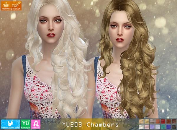 NewSea: YU203 Chambers donation hairstyle