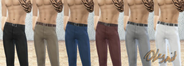 OleSims: Male blazers and classic pants