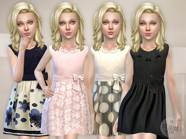 The Sims Resource: Designer Dresses Collection P60 by lillka
