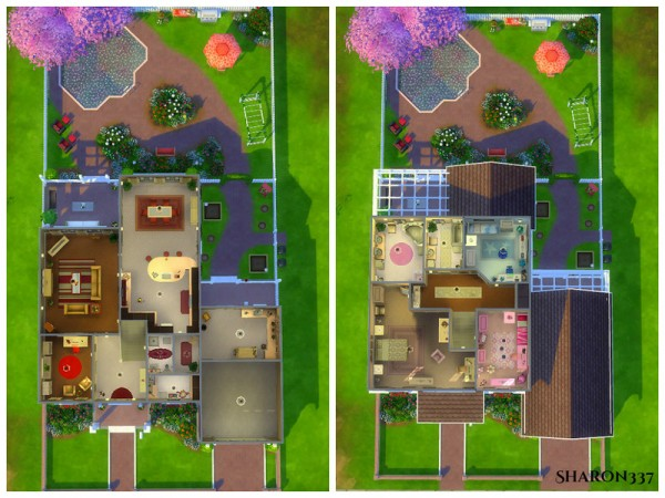 The Sims Resource: The Clara by sharon337