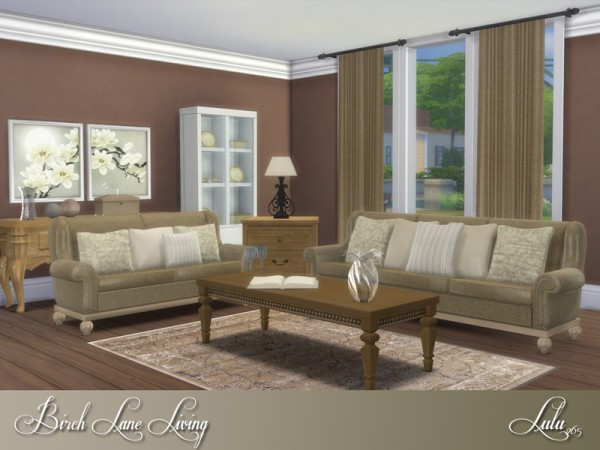 The Sims Resource: Birch Lane Living by Lulu265