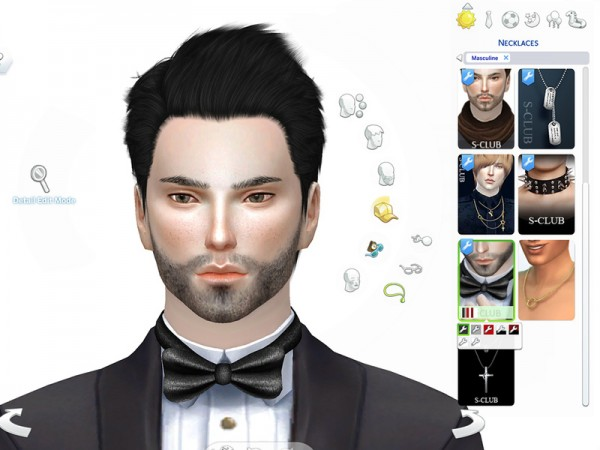 The Sims Resource: Bow Tie by S Club