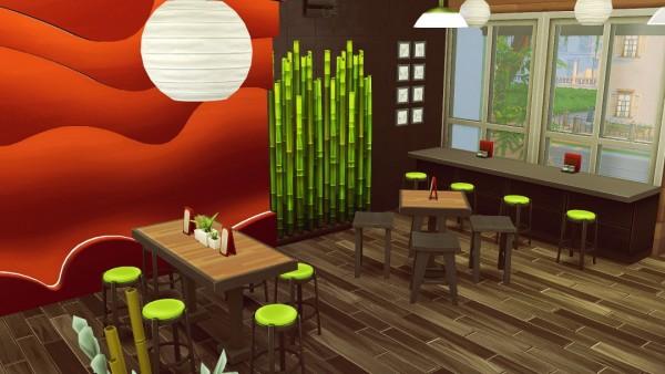 Jenba Sims: The Bamboo Wok