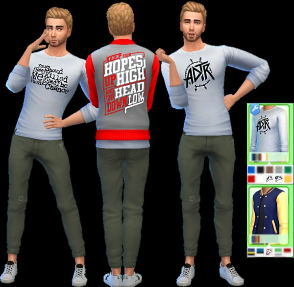 Auri Sims: A Day To Remember Merch! t shirts
