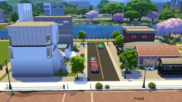 Mod The Sims: Subway City by Snowhaze