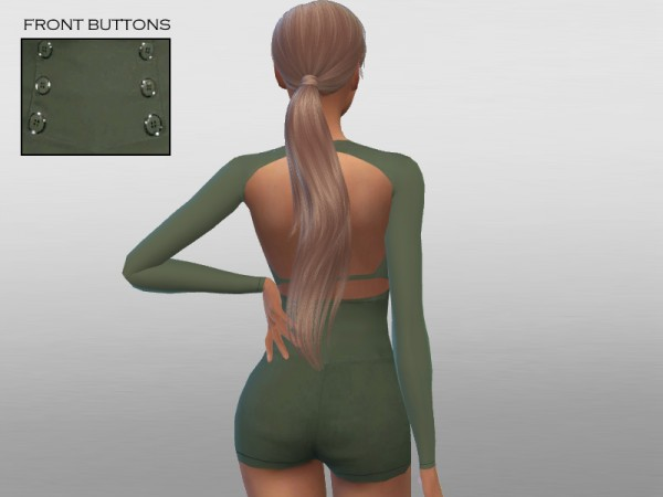 The Sims Resource: Attractive Summer Outfit by Puresim