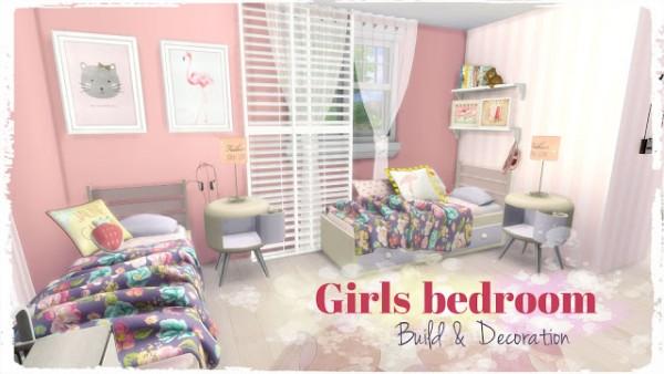 Dinha Gamer: Girls Bedroom