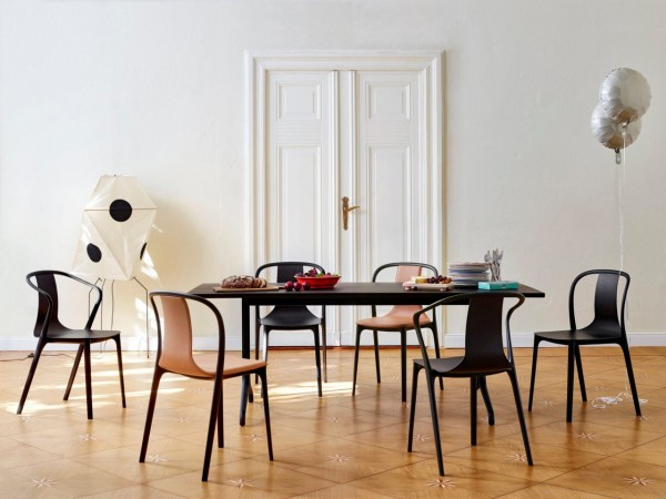 Meinkatz Creations: Belleville Armchair by Vitra