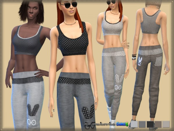 The Sims Resource: Set Bunny by Bukovka