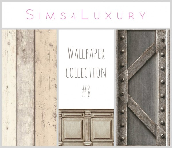 Sims4Luxury: Wallpaper collection 8