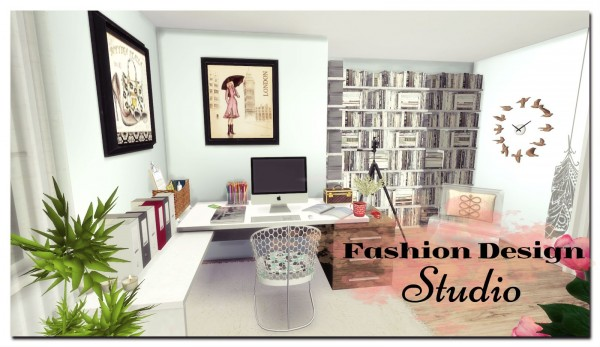 Dinha Gamer: Fashion Design Studio