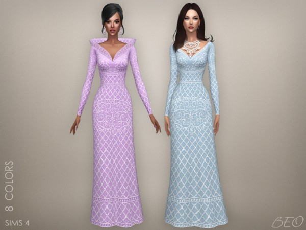 BEO Creations: EKATERINA dresses v2 (not transparent)