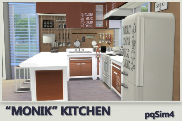 PQSims4: Kitchen Monik