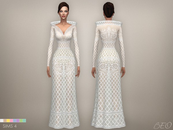 BEO Creations: EKATERINA dresses