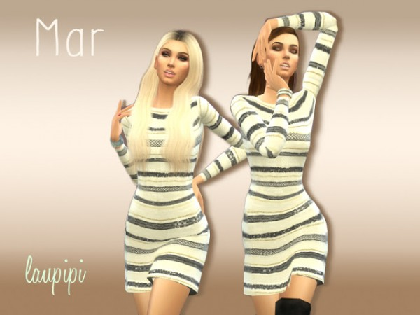 Laupipi: Mar dress