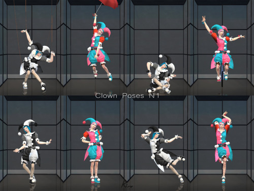 Kiru: Clown Set