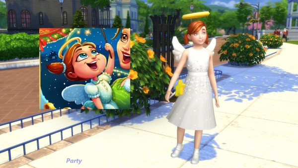 Mod The Sims: Paige OMalley Grows Up by Snowhaze
