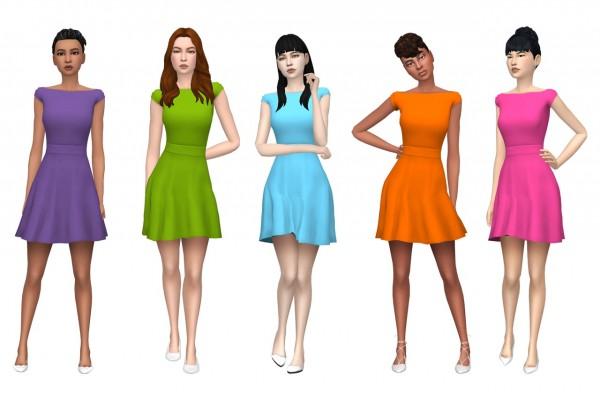 Deelitefulsimmer: City Life dress recolor