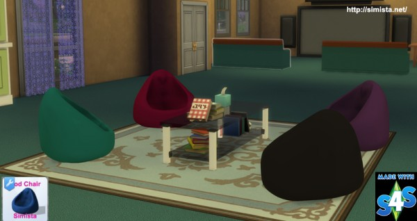 Simista: Pod Chair