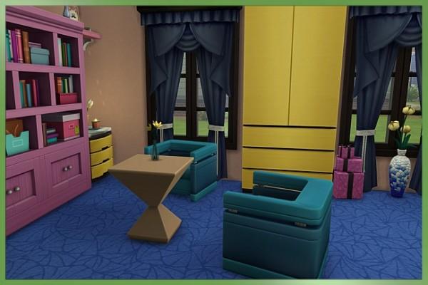Blackys Sims 4 Zoo: Soya bedroom by Cappu