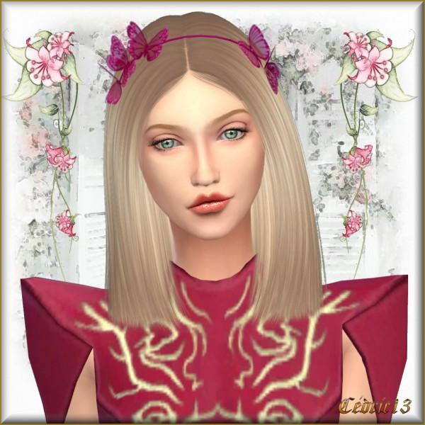 L`Universe De Nicole: Rosemonde sims model