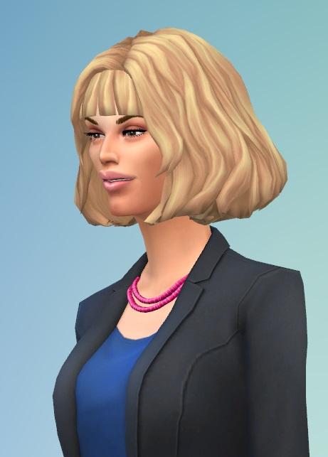 Birkschessimsblog: Barbara free hairstyle