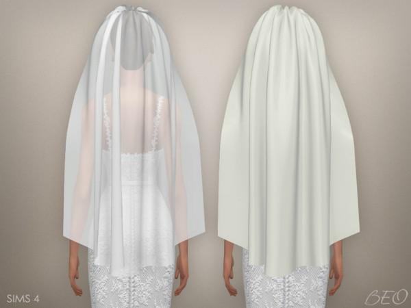 BEO Creations: Wedding veil 03