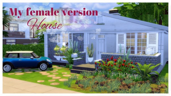 Dinha Gamer: My Female Version House