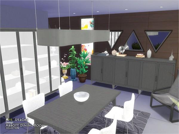 The Sims Resource: Abbott Dining Room by ArtVitalex