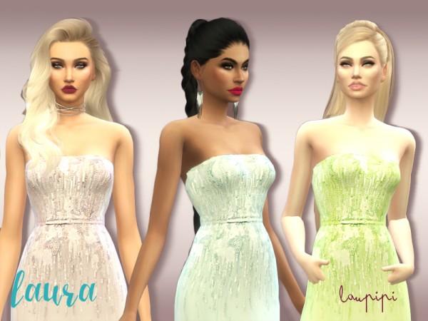 Laupipi: Laura dress