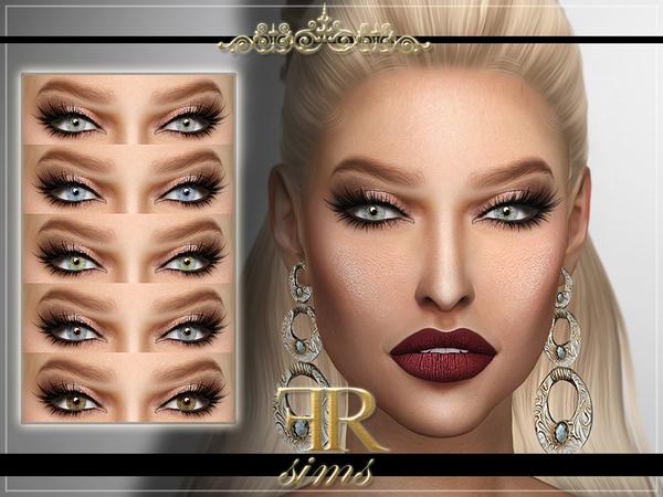 The Sims Resource: Eyes N02 by FashionRoyaltySims