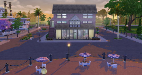 Chillis Sims: Writers Corner & Café