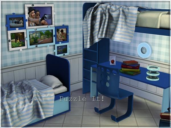 Sims Studio: Puzzle It!