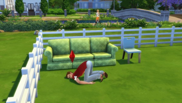 Mod The Sims: No Autonomous Napping by Ravynwolvf