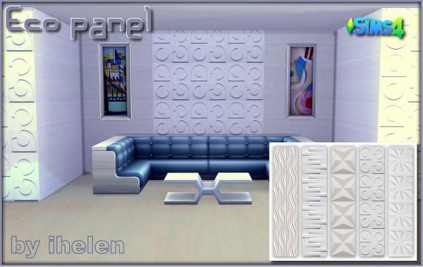 Ihelen Sims: Eco panel