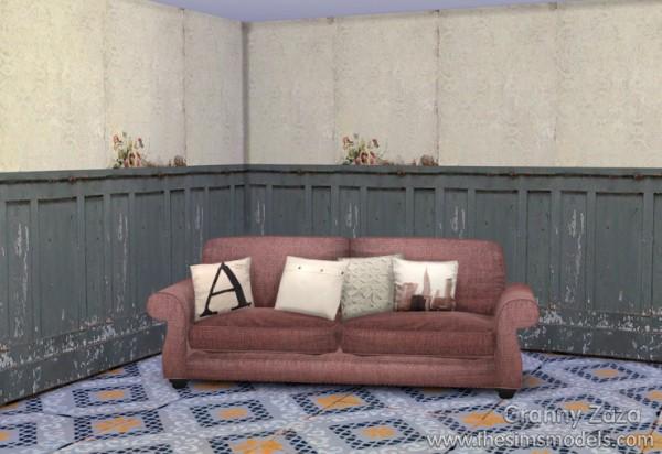 The Sims Models: Walls&Floor