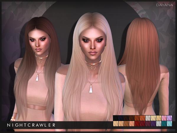The Sims Resource: Nightcrawler Dayana