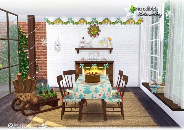 SIMcredible Designs: Winter Soothing