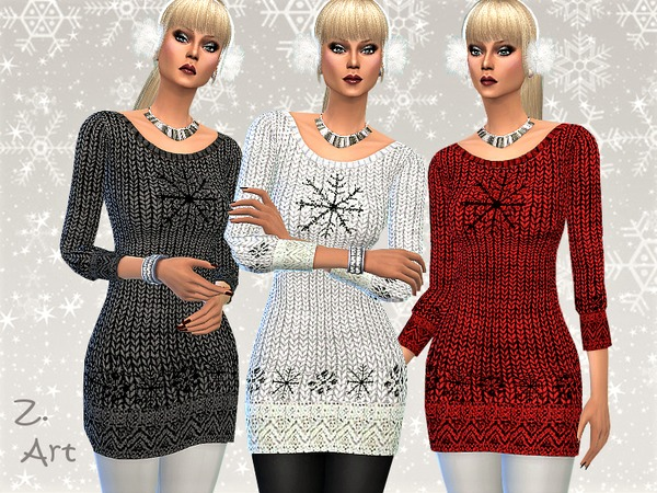 The Sims Resource: Winter CollectZ. V by Zuckerschnute20
