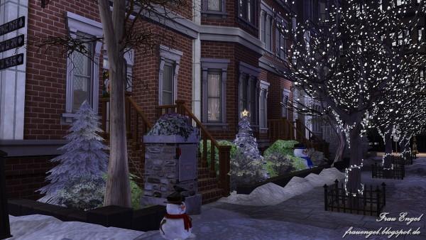 Frau Engel: Winter Street ,125
