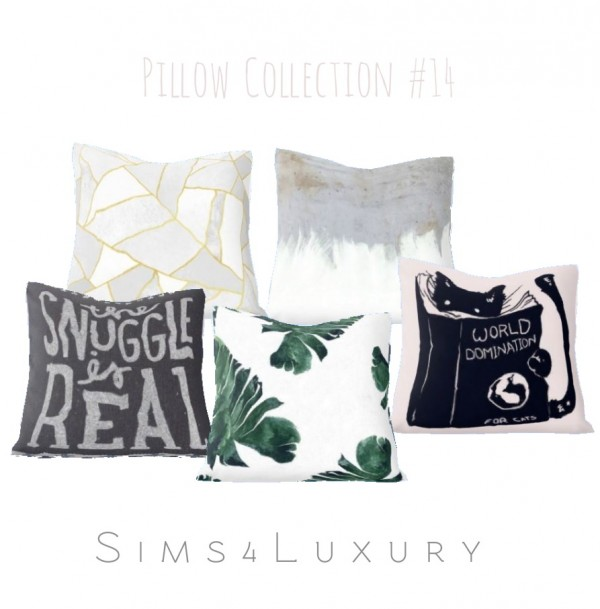 Pillow Archives Sims 4 Downloads