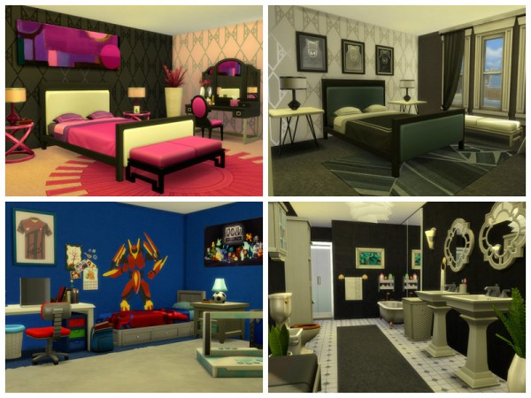 The Sims Resource: The Wingerden by sharon337