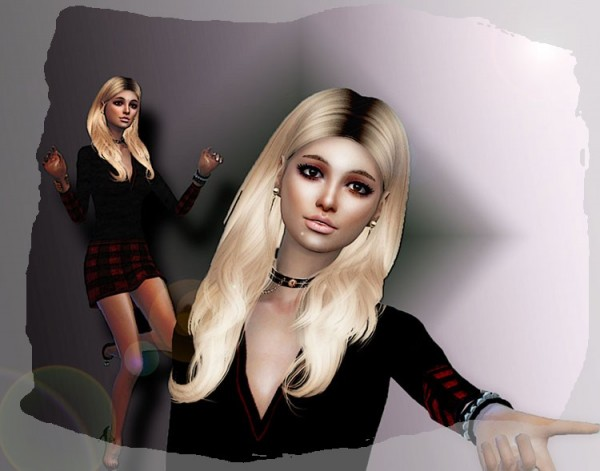Les Sims 4 Passion: Britney Spears