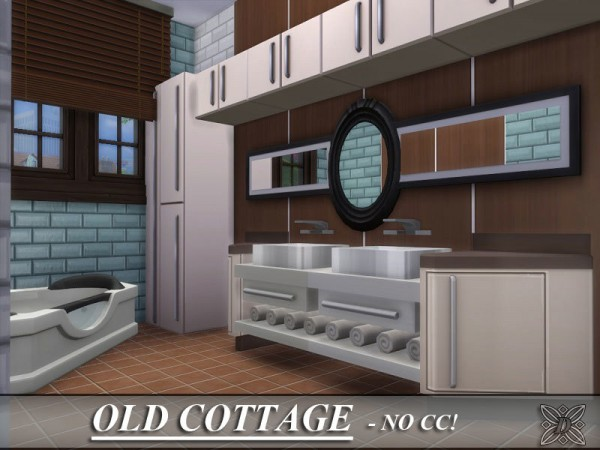 The Sims Resource: Old Cottage by Danuta720