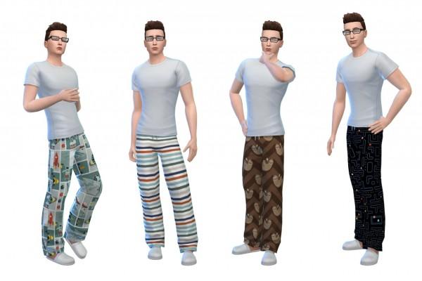 Deelitefulsimmer: Men`s pajamas pants